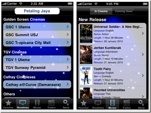 CineApps